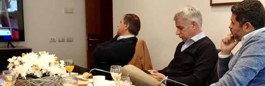 Séptimo Conversatorio Ampliado abordó complejidades internas de las empresas