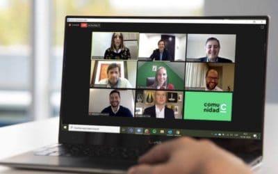 Partes del lanzamiento de Comunidad C, nuevo ecosistema digital de la CNC