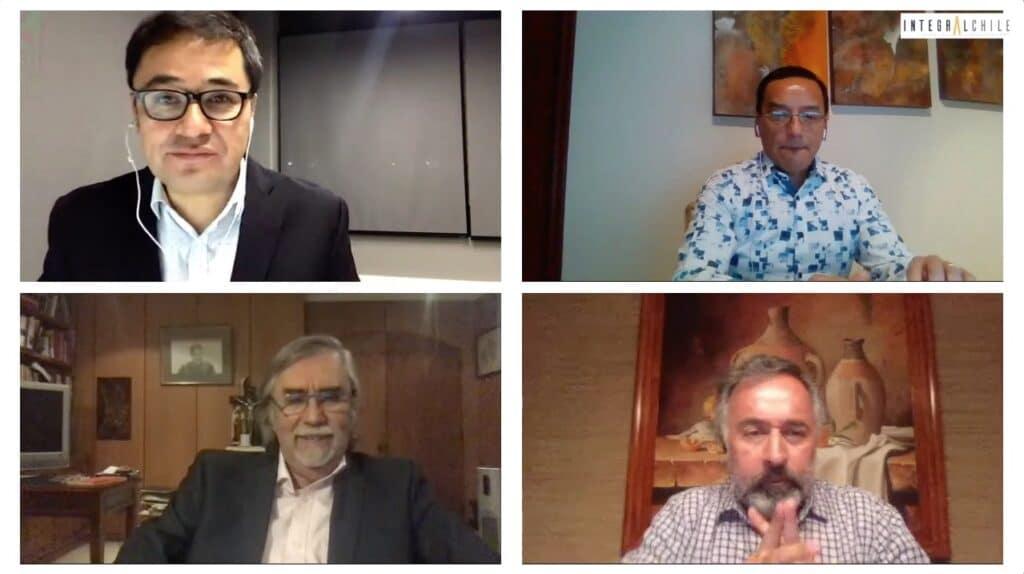 Participación de Marcos Lima en conversatorio organizado por Integral Chile