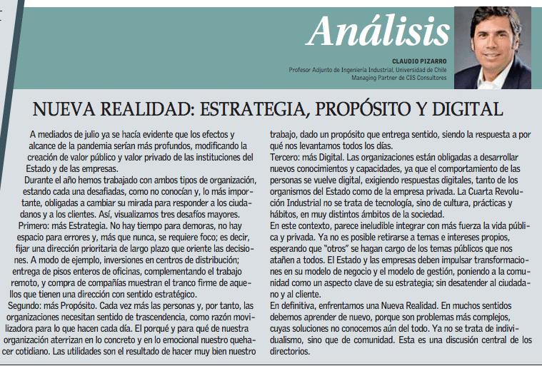 Claudio Pizarro analiza Nueva Realidad