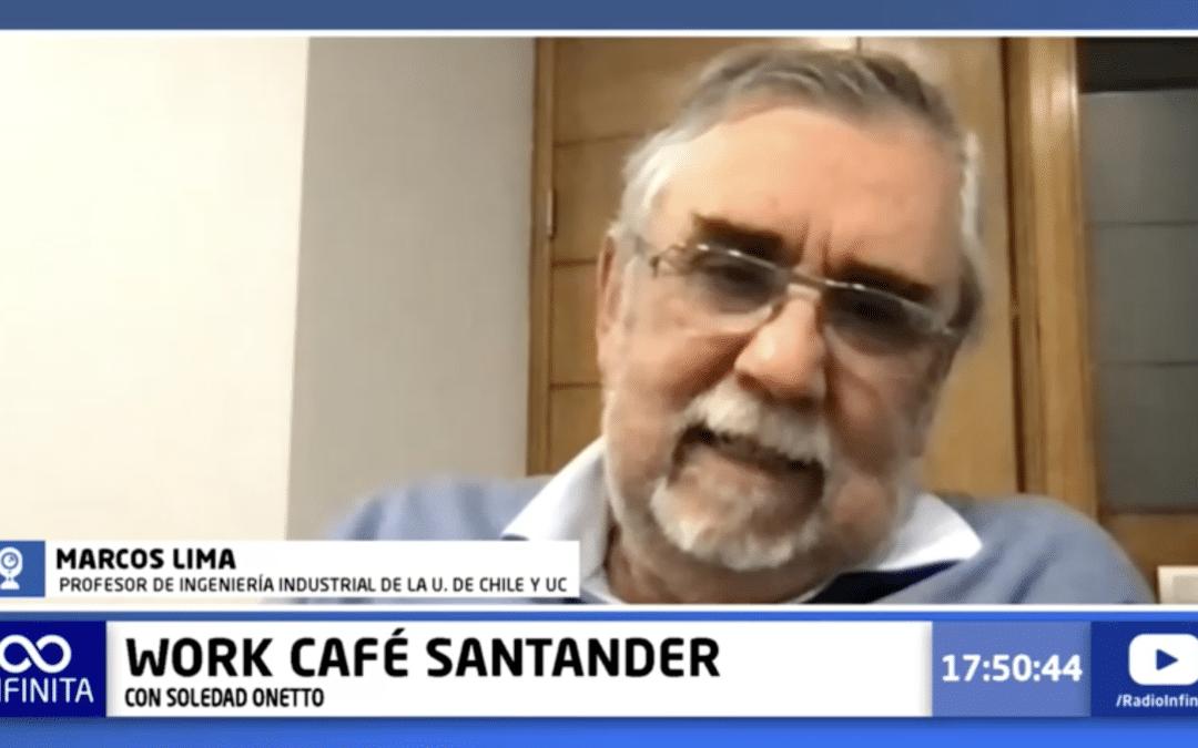 """Marcos Lima y minería verde: """"Estamos hablando de una oportunidad histórica que no nos podemos farrear"""""""